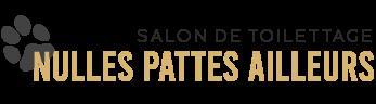 Nulles Pattes Ailleurs – Salon de toilettage Toulouse